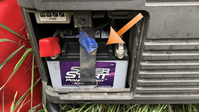 Generator Battery Resize